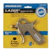 Guardair LZR650 Air Gun, 100 psi, 8 scfm, 0.6 lbf, 5 In. L