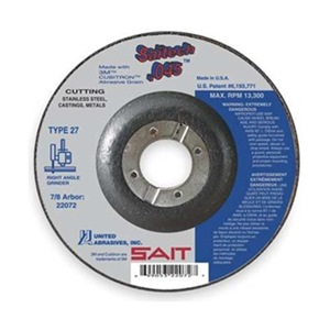 United Abrasives-Sait 22072