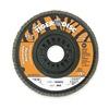 Weiler 50006 Arbor Mount Flap Disc, 4-1/2in, 40, Coarse