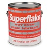 Slip Plate 37115G Hot Oven Chain Lubricant, Can, 1 Gal