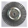 Westward 1GBK5 Stringer Knot Wheel, 6 7/8 Dia, Steel