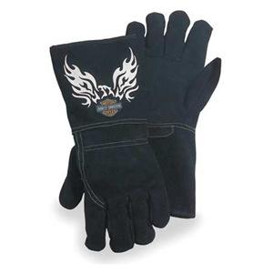 Harley Davidson Gloves HDFWLD-BK-L