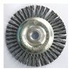Westward 1GBR8 Stringer Knot Wheel, 5 In Dia, 0.020 Wire