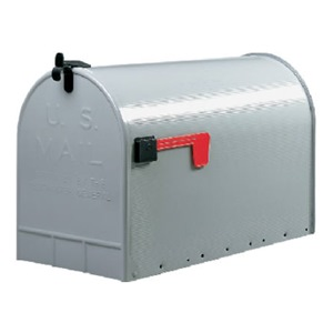 Solar Group GRY T3 Rural Mailbox