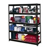 Edsal UR-60BLK 18X60X72 Hd 5Shelf Unit