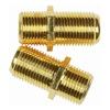 Audiovox VH66N 2Pk Coax Cable Coupler