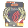 Range Kleen 11920-4X 4PK CHR B Drip Pan