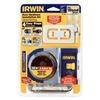 IRWIN 3111002 Mtl Dr Lock Install Kit