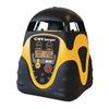 CST/berger 57-ALGRD Laser Level Kit, Horiz, 0-1000RPM