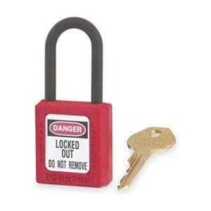 Master Lock 406RED