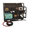 MI-T-M GH-3505-0MDK Hot Water Pressure Washer, Diesel, 3500PSI