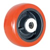 Approved Vendor 1ULR9 Caster Wheel, 6 D x 2 In. W, 900 lb.