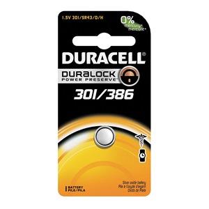 Duracell D301/386BPK