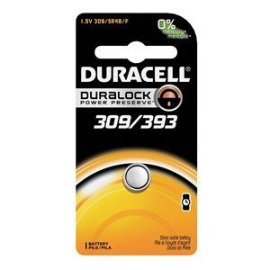 Duracell D309/393BPK