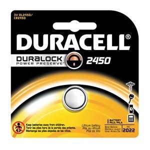 Duracell DL2450BPK