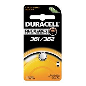 Duracell D361/362BPK