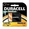 Duracell 7K67BPK Battery, J, Alkaline, 6V