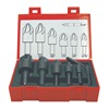 Keo 55038 Countersink Set, 7 PC, 6 FL, 82 Deg, HSS