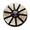 Onfloor 223972 Grinding Tool, 3 In, PK 9