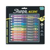 Sharpie 24415PP Highlighter, Liquid, Assorted, PK10