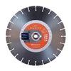 Husqvarna EH5-12 Diamond Saw Blade, Wet/Dry, Segmented Rim, 12 InOD