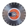 Husqvarna EH5-14 Diamond Saw Blade, Wet/Dry, Segmented Rim, 14 InOD