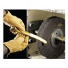 3M 13188 Convolute Wheel, Multi-Finish, 12x2x5, CRS