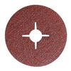 3M 00051111504222 Arbor Mt Sanding Disc, 5x7/8, 80G, PK100