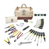 Klein Tools 80028 Electricians Tool Set, Journyman, 28-Piece