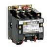 Square D 8502SAO12V06 NEMA Contactor, 480VAC, 9A, Size00, 3P, Open
