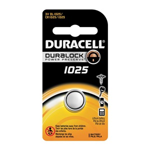 Duracell DL1025BPK