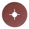 3M 00051111504307 Arbor Mt Sanding Disc, 7x7/8, 120G, PK100