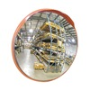 Vision Metalizers Inc SSC3400 Convex Mirror, 34Dia, Stainless Steel