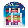 Expo 80699 Dry Erase Marker, Asrt, Chisel, PK12