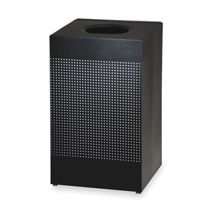 United Receptacle FGSC18EPLTBK