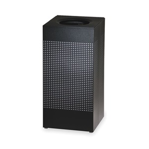 United Receptacle FGSC14EPLTBK
