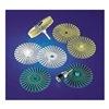 3M 24278 Radial Bristle Disc, TA, 3In Dia, 120G, PK40
