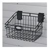 Suncast MB0812B Storage Basket, H 8 5/16, W 8, PK 4