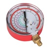Yellow Jacket 49137 Item 3 1/8 In Red Pressure Gauge