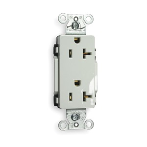 Hubbell Wiring Device-Kellems DR20WHI