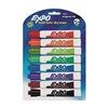 Expo 83678 Dry Erase Marker, Assort Chisel, PK8