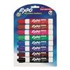 Expo 80678 Dry Erase Marker, Asrt, Chisel, PK8