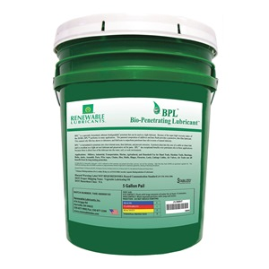 Renewable Lubricants 80004