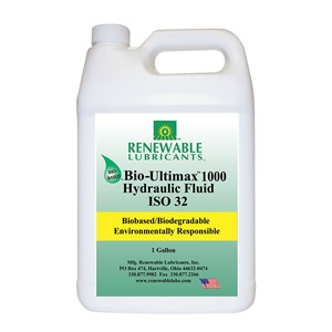 Renewable Lubricants 81003