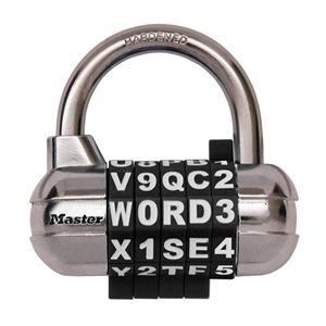 Master Lock 1534DBLK