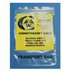 Elkay 3CUF4 Chemo Waste Bag, Clear, 9 In. L, PK 1000