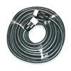 CEP 6400S Temp Cord, 100 Ft, 125/250V, 50A, Black
