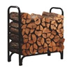 Panacea Products Corp 15203 4' Black Steel DLX Log Rack