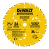 "DEWALT DW3599B10 7-1/4"" Thin Kerf Blade, Pack of 10"