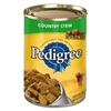 Pedigree 01509 22Oz Countstew Dog Food, Pack of 12